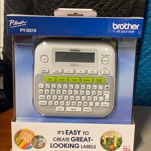 Brother P-touch Label Maker PR-D210